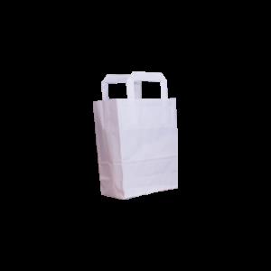 Flachenhenkel-papiertasche-weiß-18+8x22