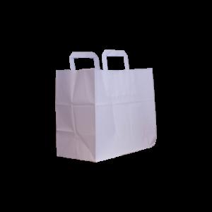 Flachhenkel-papiertasche-weiß-32+17x27