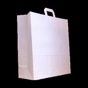 Flachhenkel-papiertasche-weiß-45+17x48
